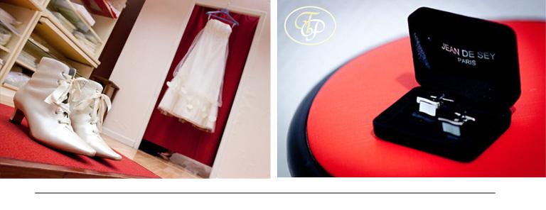wedding shoes and details - Pierre - paris photographer