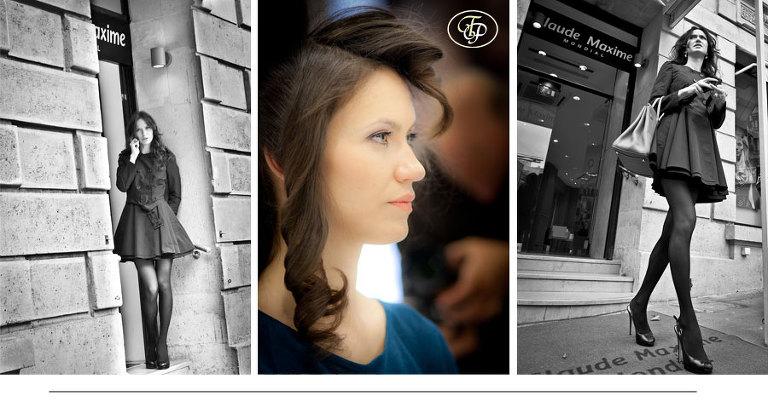 paris photography hairdresser