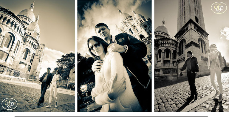 sacre coeur photography in paris