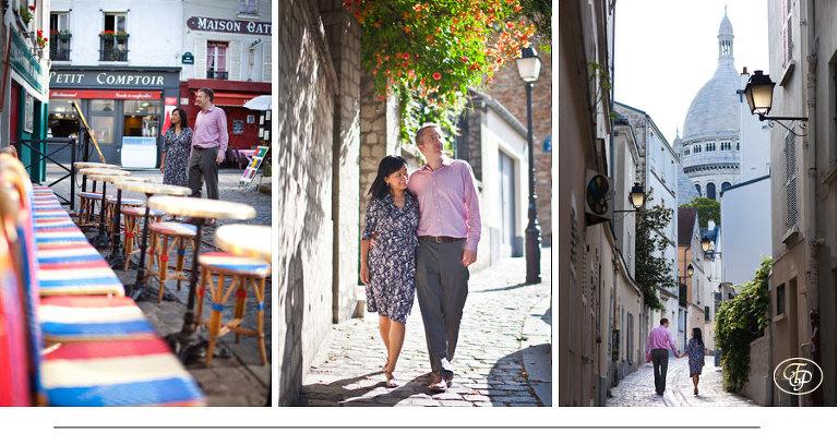 honeymoon photographer paris sacré-coeur