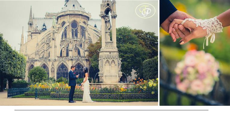 Vow exchange in Paris - Pierre Torset's blog