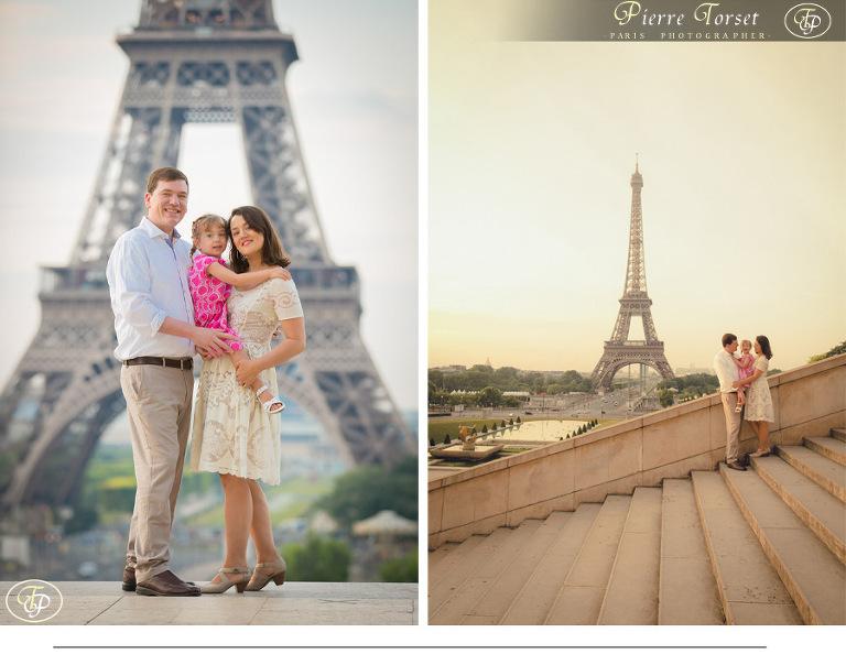 Paris photographer for family