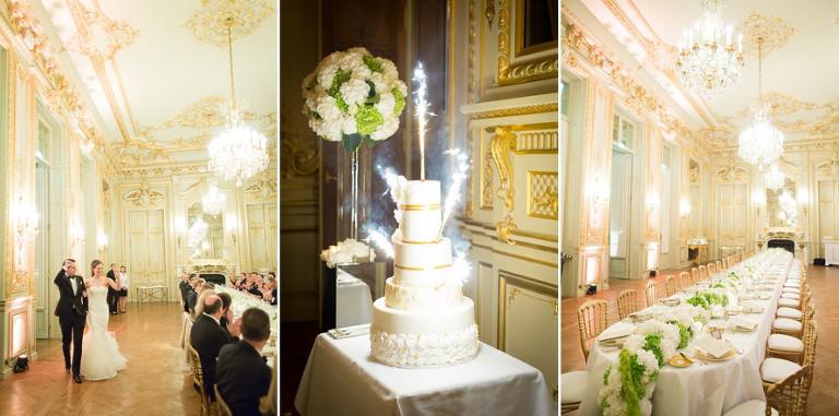 hotel wedding in Paris