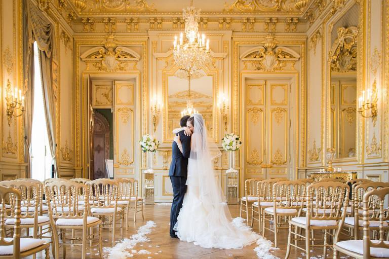 Wedding ceremony Location in paris