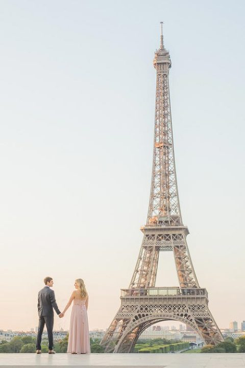 Paris Couple Photography