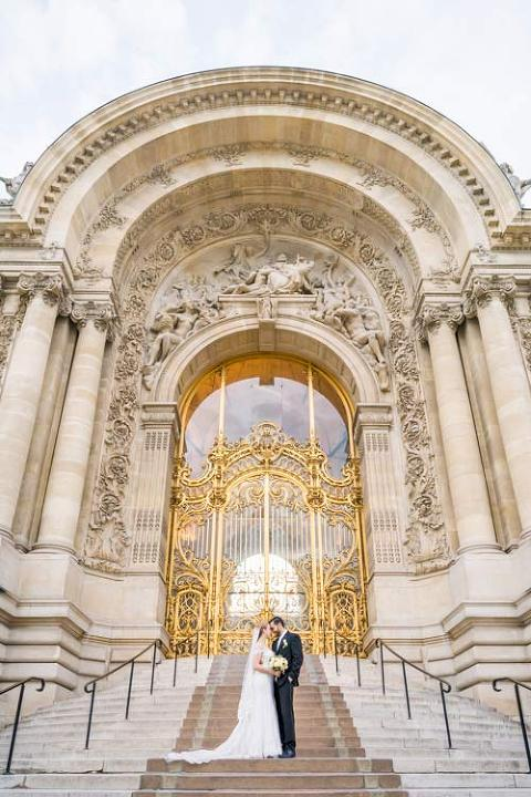 prewedding paris photo session