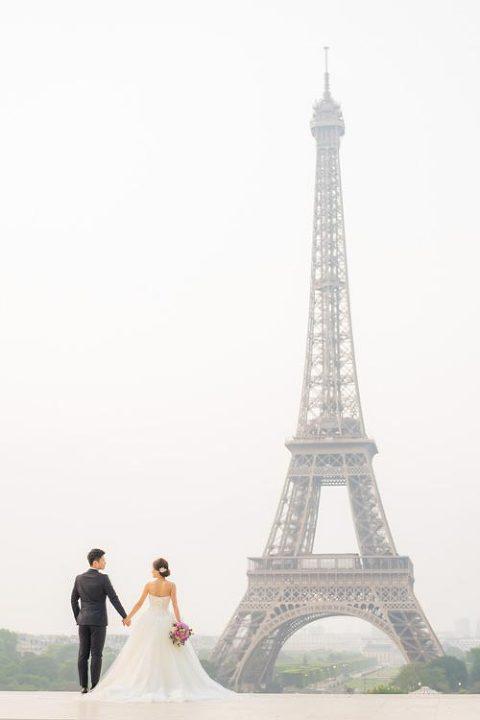 prewedding paris photographer