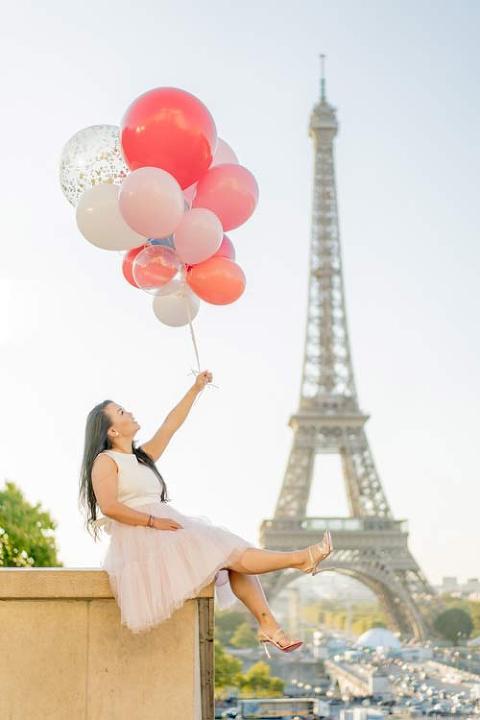 balloons paris solo pictures