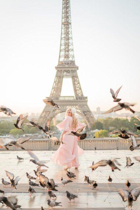 eiffel tower fashion