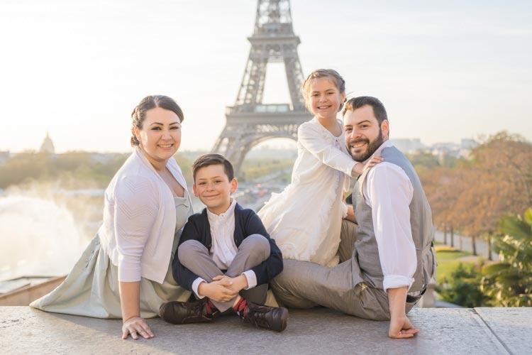 family paris photographer