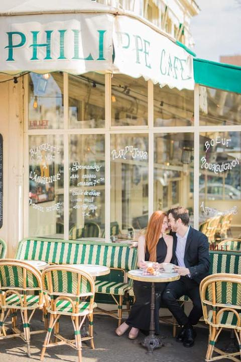 paris engagement cafe
