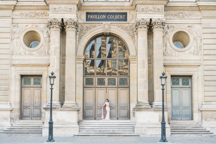 paris fashion photo session