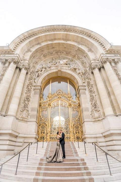 paris golden door photoshoot