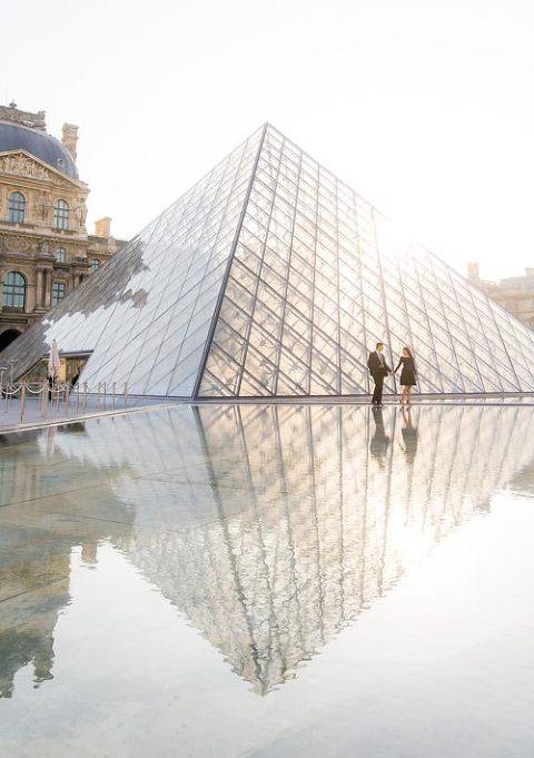 photographer paris louvre