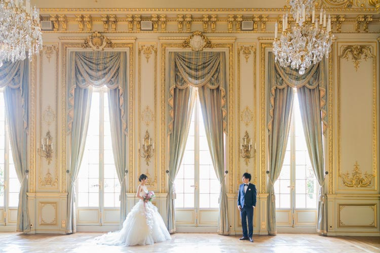 pre wedding shangrila paris