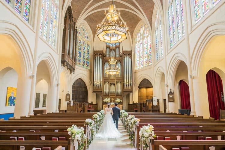 prewedding paris church