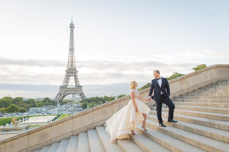 trocadero paris elopement