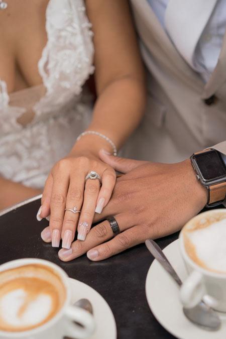 cafe paris ring shot