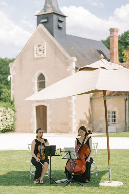 paris wedding violinist