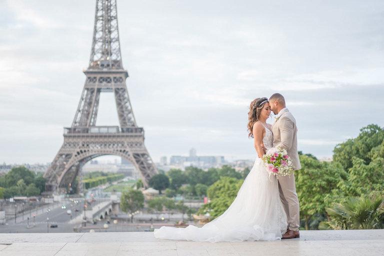 trocadero paris wedding