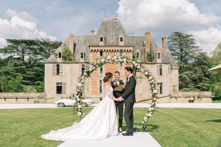 wedding chateau near paris