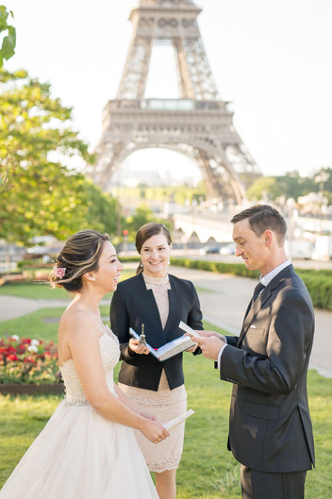 The Paris Officiant