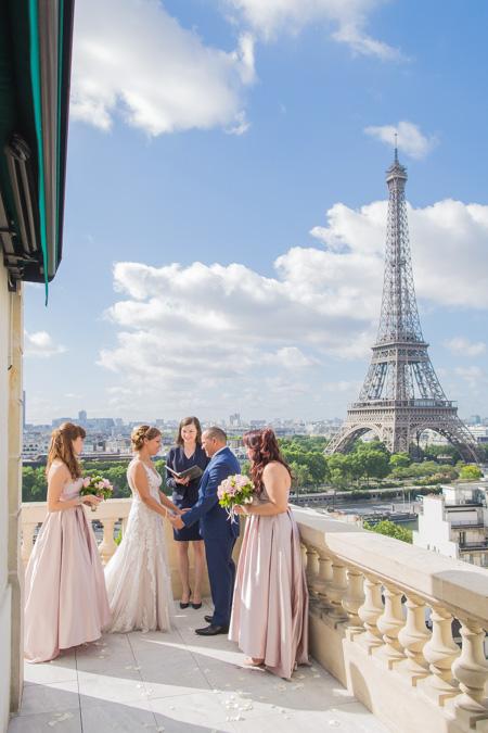 hotel wedding shangrila paris