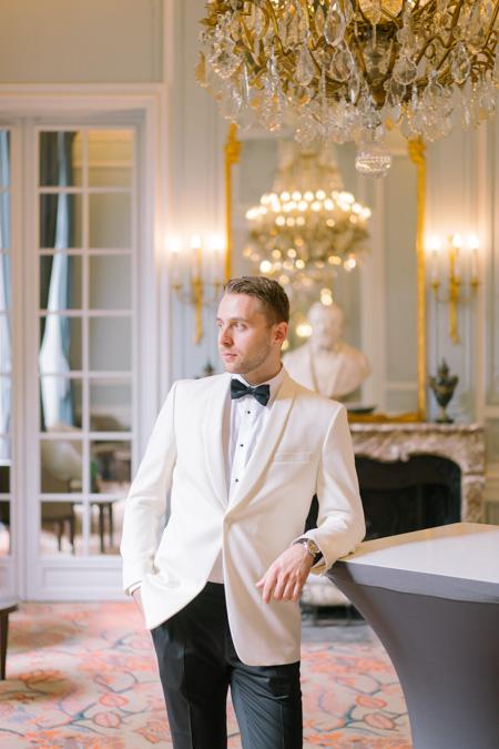 paris wedding hotel arts metiers