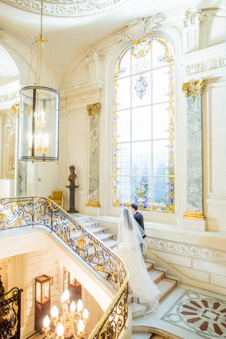 paris wedding venue shangri-la