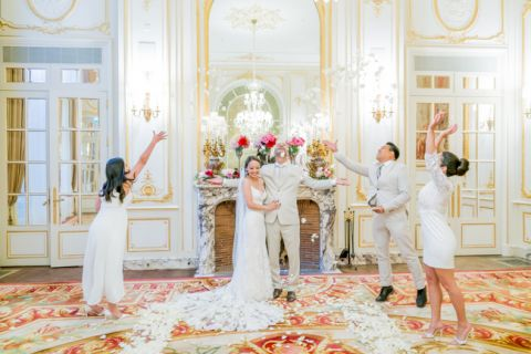 ritz paris wedding ceremony