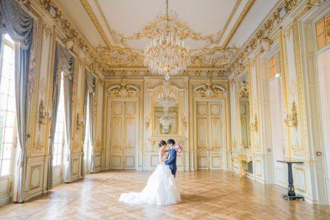 shangrila paris hotel wedding