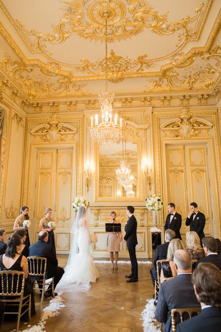 shangrila paris wedding ceremony
